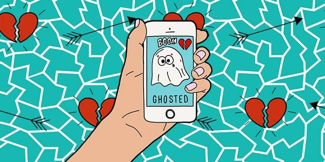 ghosting in Dating